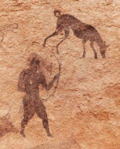 Chasseur préhistorique