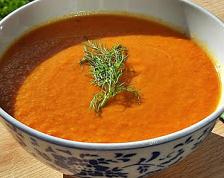 Soupe pour adoucir les intestins