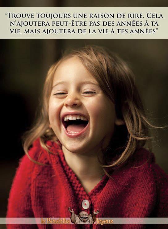 une raison de rire